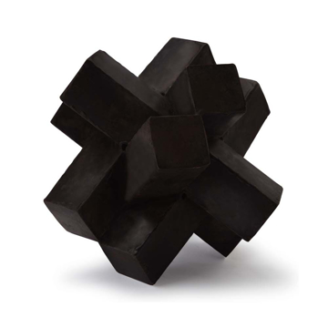 Picture of ABSTRACT SCULPTURE BLACK