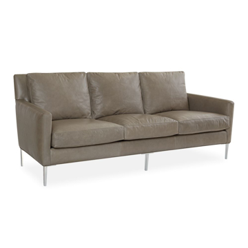 Picture of WILKINS LEATHER SOFA