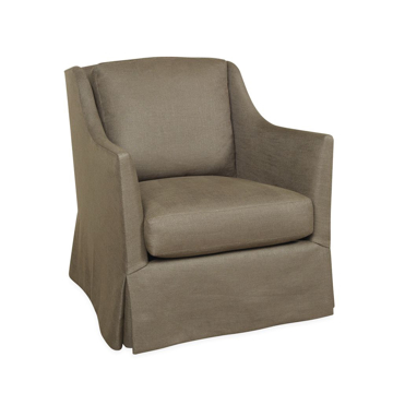 Picture of ALBERT SKIRTED CHAIR