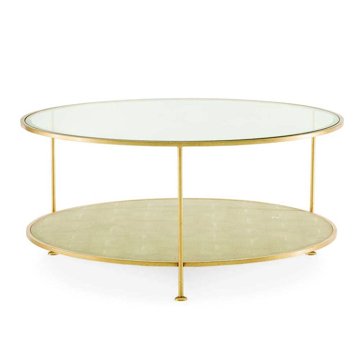 Picture of ADELE ROUND COCKTAIL TABLE