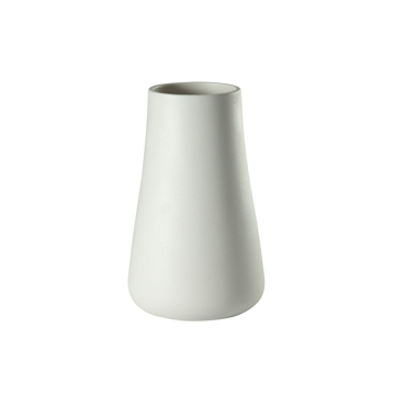 Picture of BALTIC MATTE WHITE VASE, LOW