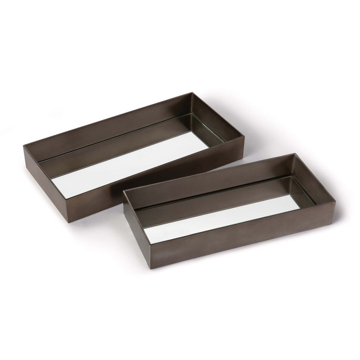 Picture of RECTANGLE METAL TRAY SET, STL