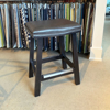 Picture of EDWARDS LEATHER COUNTER STOOL