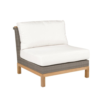 Picture of AZORES SECT'NL ARMLESS CHAIR