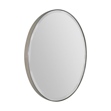 Picture of SILVER OVAL MIRROR