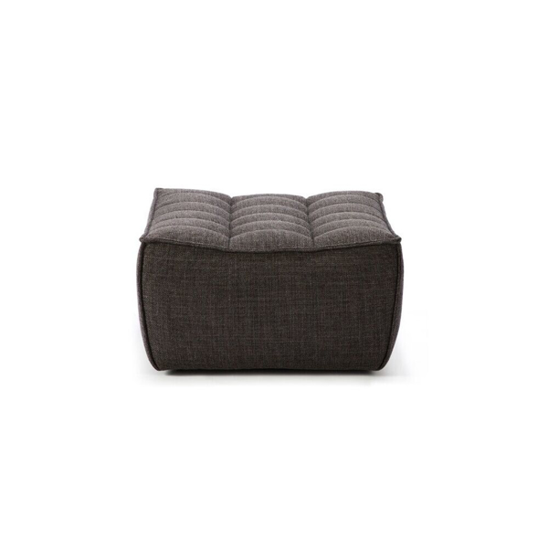 Picture of TUFTED SECTIONAL-OTTOMAN, DG