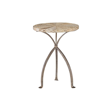 Picture of ALTHEA ROUND CHAIRSIDE TABLE