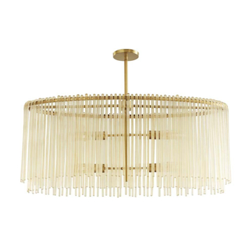 Picture of ROYALTON OVAL CHANDELIER