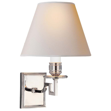 Picture of ABBOT SINGLE ARM SCONCE, GM