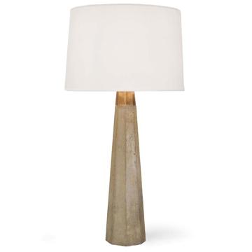 Picture of BERETTA CONCRETE TABLE LAMP