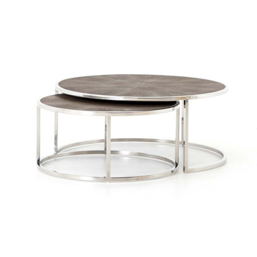 Picture of SHAGREEN NEST COFFEE TABLE ST