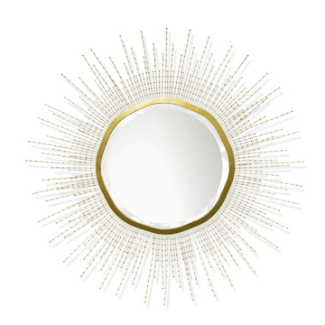 Picture of SADIE BEADED MIRROR