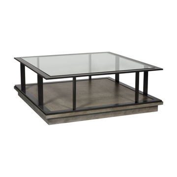 Picture of HIGHLAND SQUARE COCKTAIL TABLE