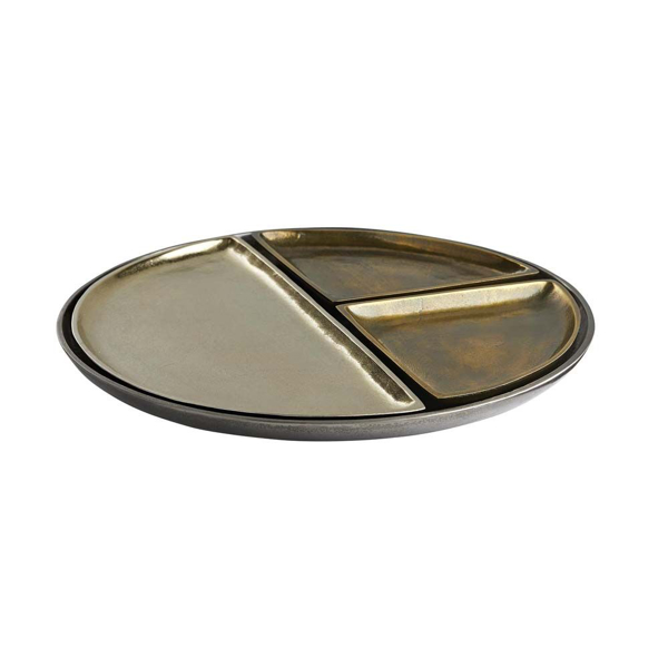 Picture of SOLANO ROUND TRAYS S/4
