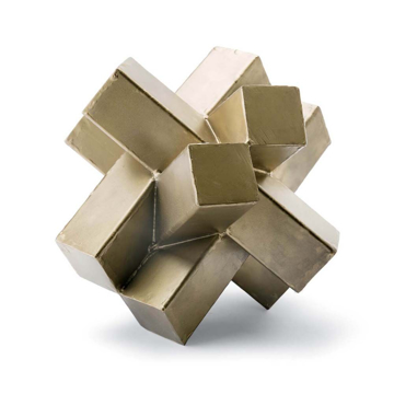 Picture of ABSTRACT SCULPTURE BRASS