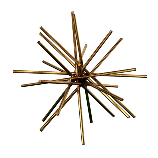 Picture of URCHIN GOLD LEAF 12