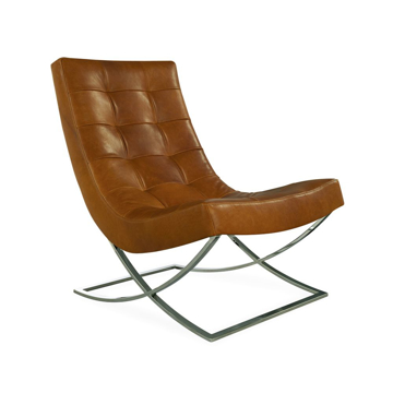 Picture of BILBAO LEATHER CHAIR