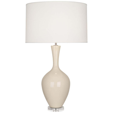 Picture of AUDREY TABLE LAMP IVORY