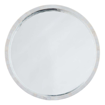 Picture of MOTHER OF PEARL MIRROR, LG 36""