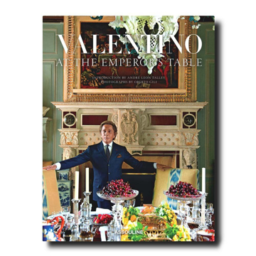 Picture of VALENTINO AT THE EMPERORS TBL