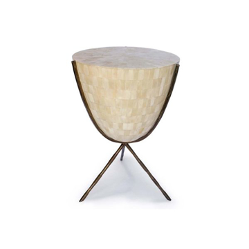 Picture of COCO NATURAL BONE TABLE