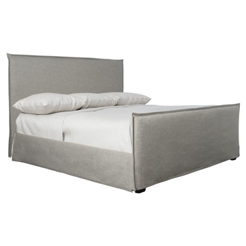 Picture of GERSTON SLIPCOVERED KING BED