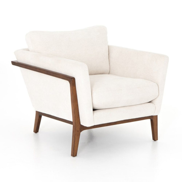 Picture of DASH CHAIR CREAM/PECAN