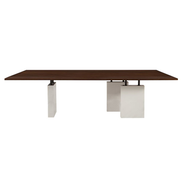 Picture of BLOCK DINING TABLE