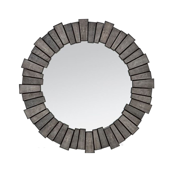 Picture of CLAUDE MIRROR, COOL GRAY