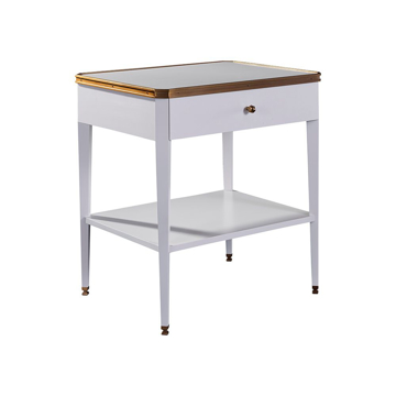 Picture of AUSTELL SIDE TABLE W/DWR, WD