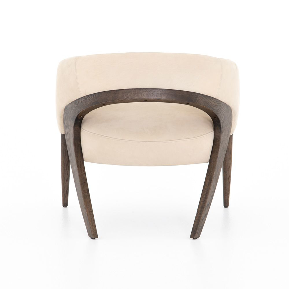 Picture of ATLAS CHAIR - NUBUCK