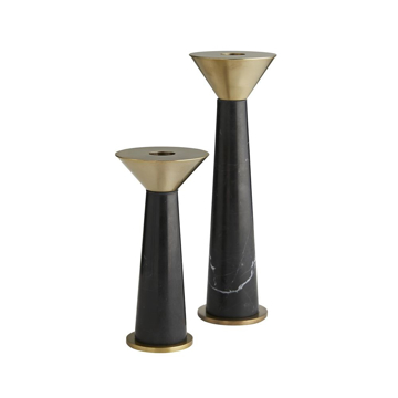 Picture of TENBROOKE CANDLEHOLDERS S/2