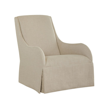 Picture of ANTON SLIPCOVERED CHAIR