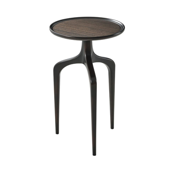 Picture of BALANCE ACCENT TABLE, EBONY