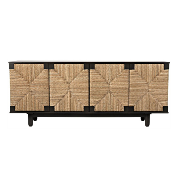 Picture of BROOK 4-DOOR SIDEBOARD, PALE