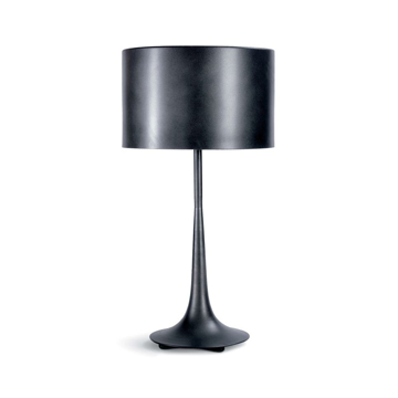 Picture of TRILOGY TABLE LAMP, BLACK