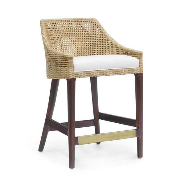 """Picture of VINCENT 24"""" COUNTER STOOL, HON"""