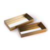Picture of RECTANGLE METAL TRAY SET, NB