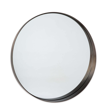 Picture of GUNNER MIRROR ROUND, STL