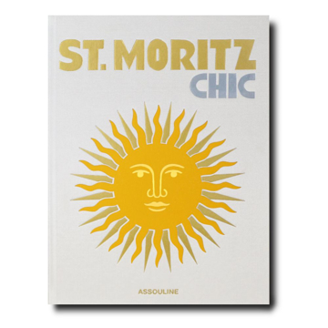Picture of ST. MORITZ CHIC