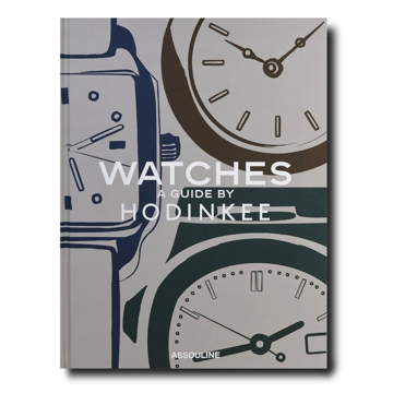 Picture of WATCHES: A GUIDE BY HODINKEE