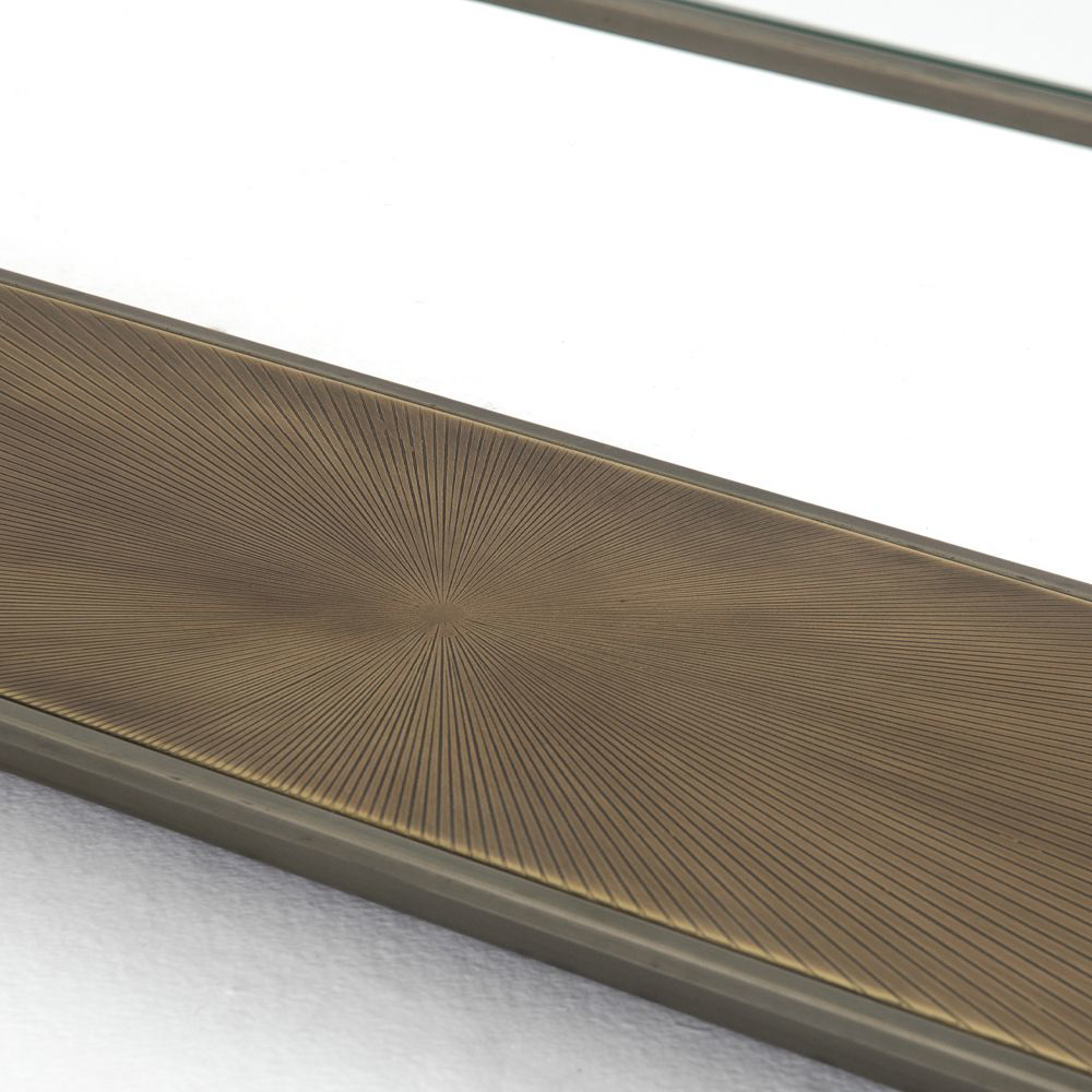 Picture of ABEL SUNBURST CONSOLE TABLE