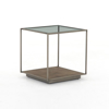 Picture of ABEL SUNBURST END TABLE
