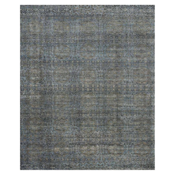 Picture of AMARA RUG, BLUE/GOLD