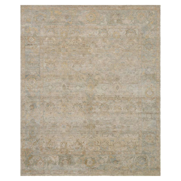 Picture of LEGACY RUG, ASH/LAGOON