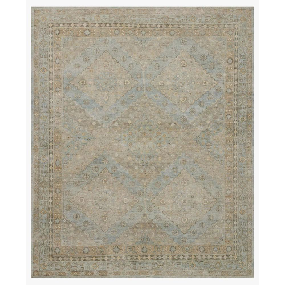 Picture of LEGACY RUG, SEA/STONE