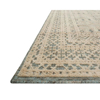 Picture of ORIGIN RUG, BLUE/NATURAL