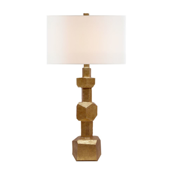 Picture of VIENNE MED BUFFET LAMP, GILD
