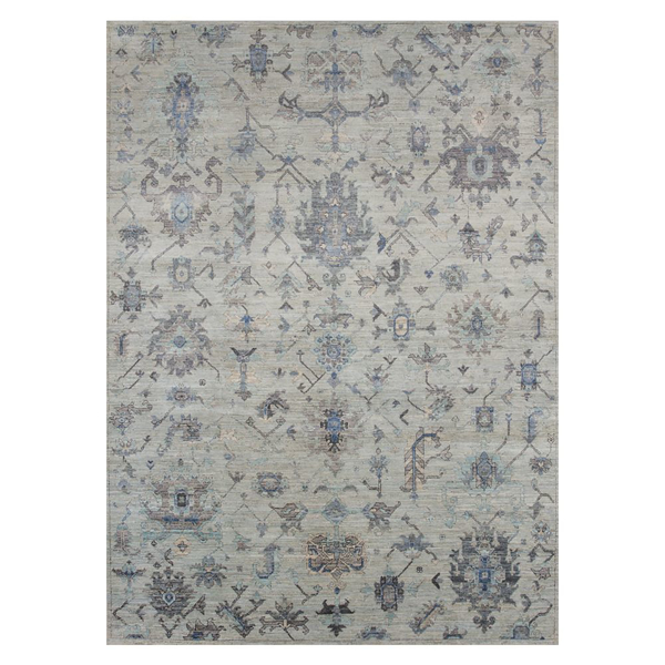Picture of SERAPI RUG, LTBL/TQ/CHAR