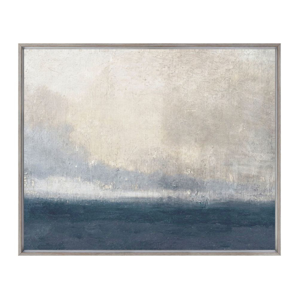 Picture of TURNER SEASCAPE -FRAMED CANVAS